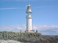 Other novels. Vee Skerries Lighthouse